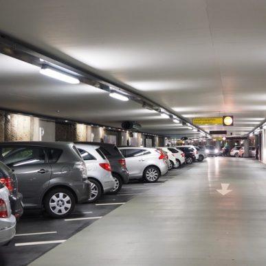 Cum se poate controla accesul intr-o parcare?
