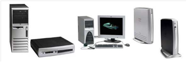De cate tipuri pot fi PC-urile?