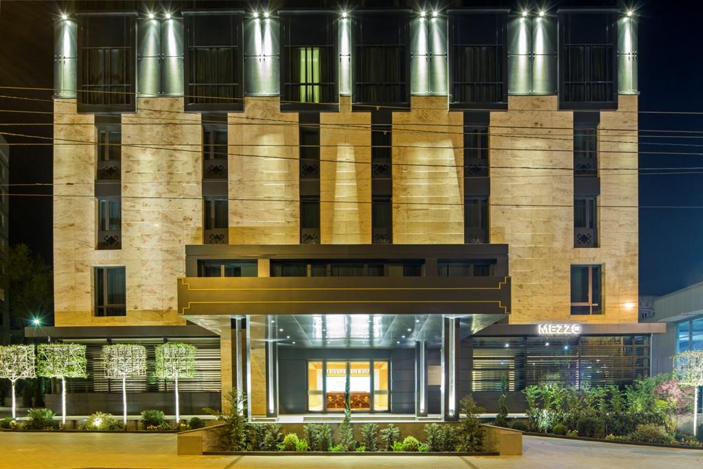 Berd's Hotel - Oază a confortului într-o țară estică