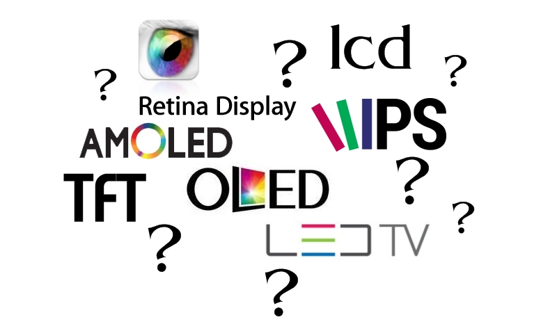 Care este diferenta dintre OLED, AMOLED si Super AMOLED?
